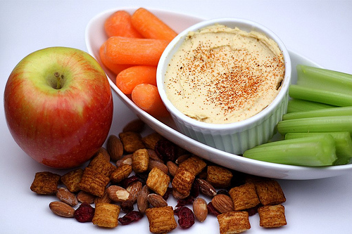 10 Protein & Snack Time Ideas