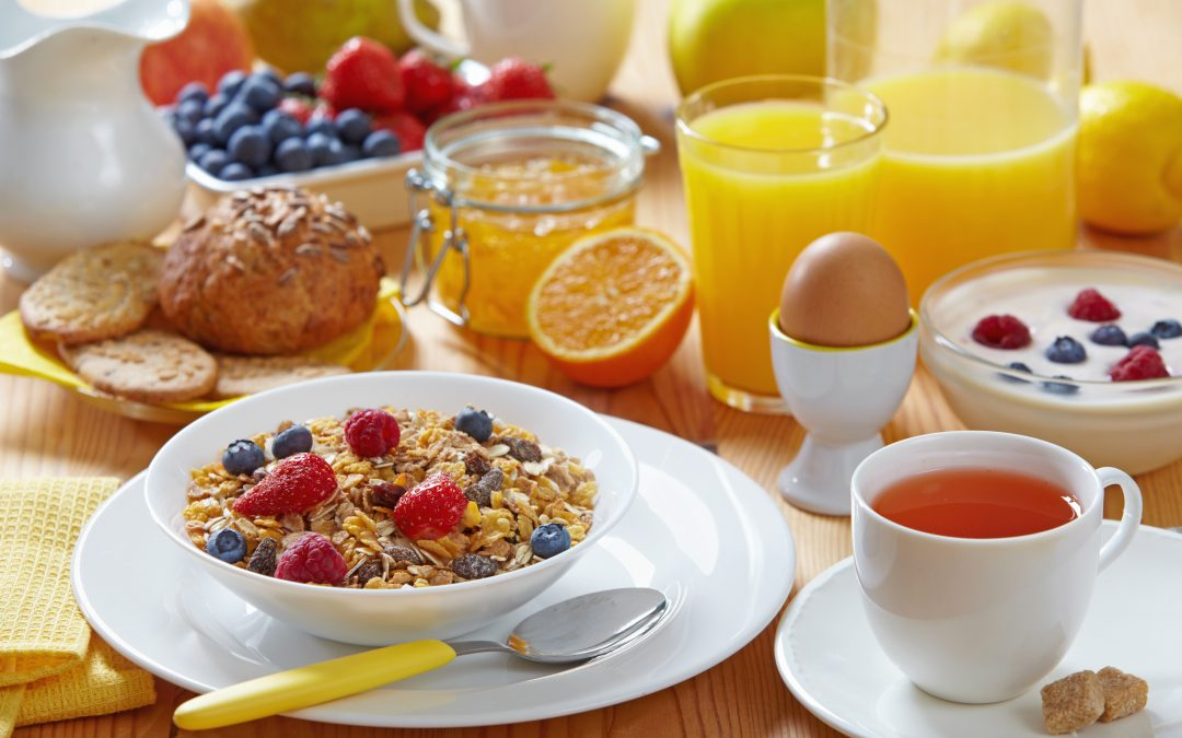 Three Reasons Why Breakfast is the Most Important Meal for Growing Children